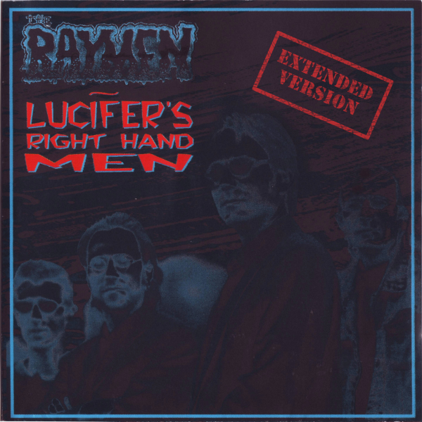 Lucifer's Right Hand Men                    (Extended Version) Digital MP3 Album 11,99 €