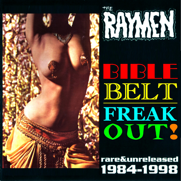 Bible Belt - Freak Out! ('84-'98)        Digital MP3 Album 7,99 €