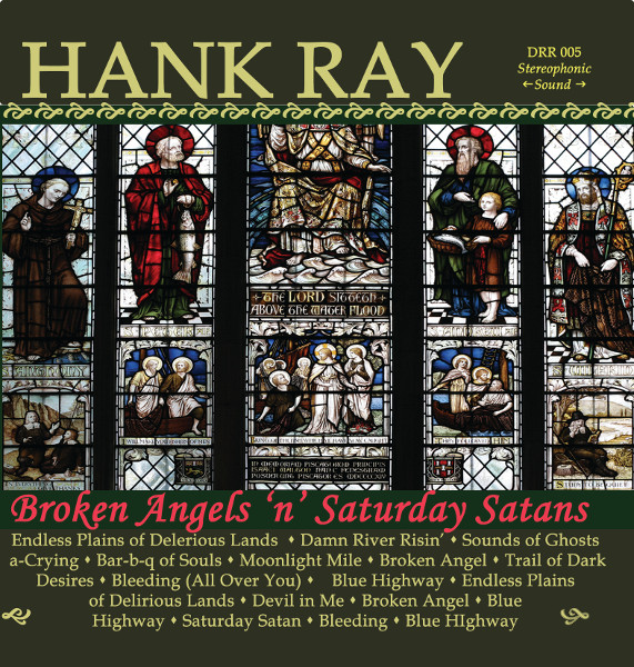 Broken Angels 'n' Saturday Satans  (BBQ of Souls Outtakes) Digital MP3 Album 8,99 €