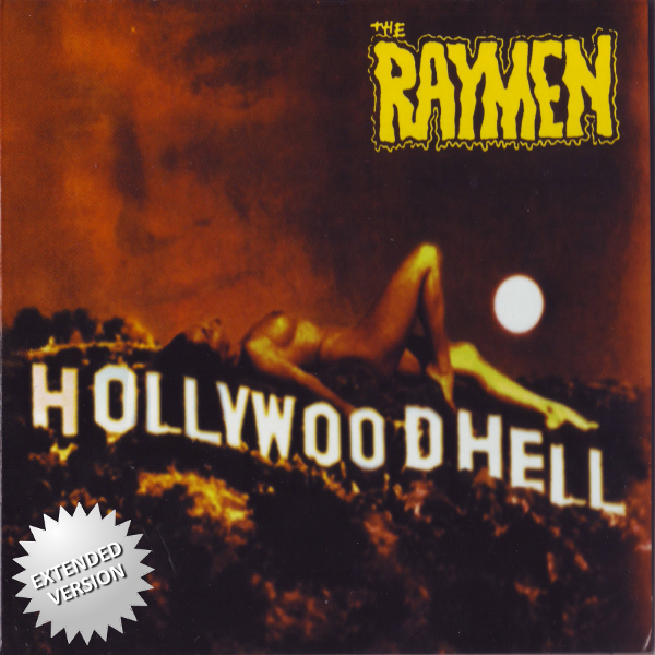 Hollywood Hell (Extended version) Digital MP3 Album 12,99 €