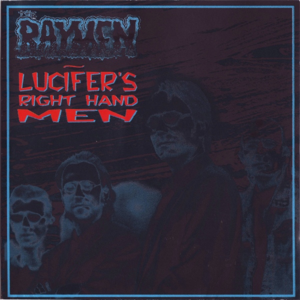 Lucifer's Right Hand Men                        Digital MP3 Album 8,99 €