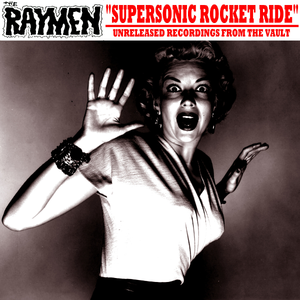 Super Sonic Rocket Ride (Rehearsal Recordings - Feb. '86) Digital MP3 Album 7,99 €