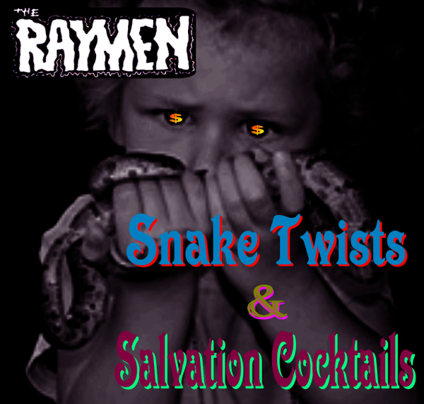 Snake Twists & Salvation Cocktails  (Live)                         Digital MP3 Album 9,99 €