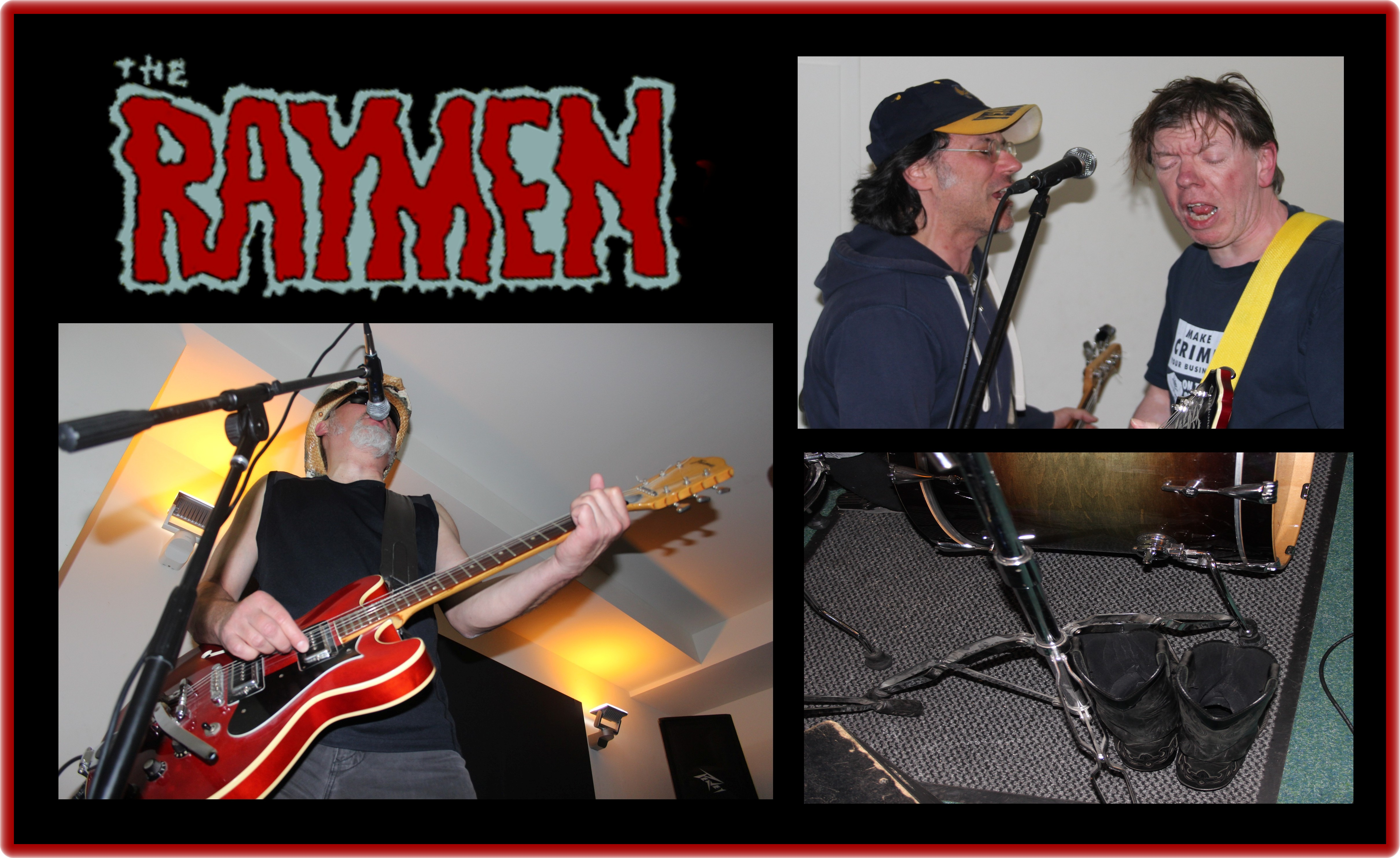 The Raymen 2014 Promo